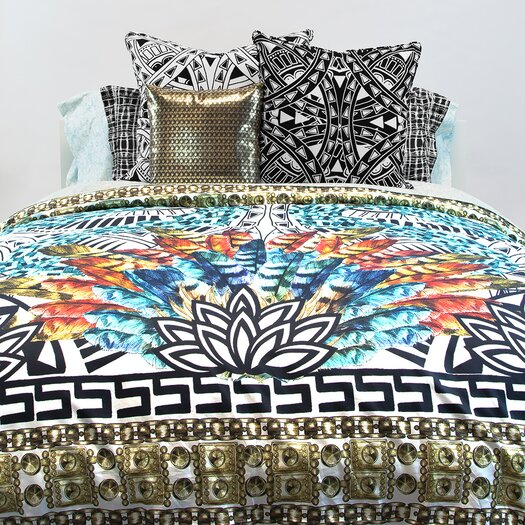 Lorena Gaxiola El Apache Bling Pillow