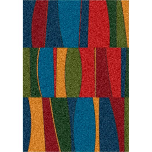 Milliken Modern Times Sinclair Summer Night Area Rug