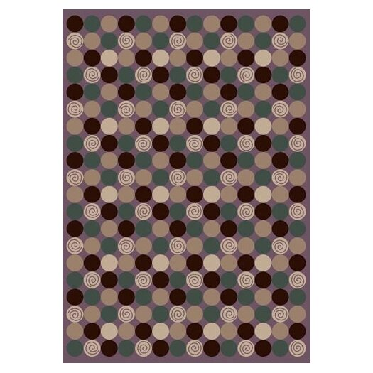 Milliken Innovation Da T Da Amethyst Area Rug