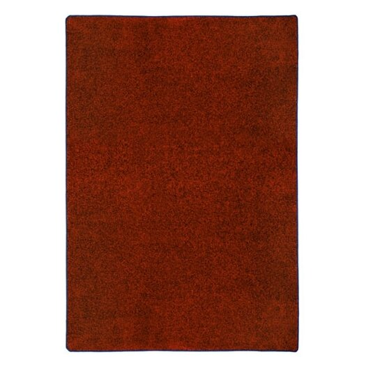 Milliken Modern Times Harmony Tapestry Red Area Rug