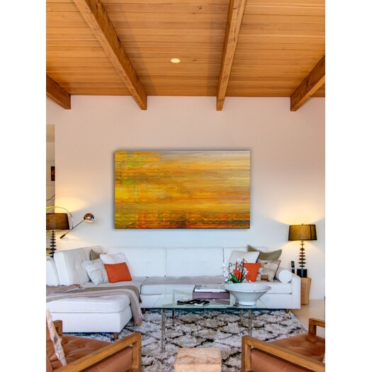 Marmont HIll Abstract 1H Painting Print on Canvas