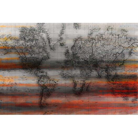 Welt Painting Print on Canvas