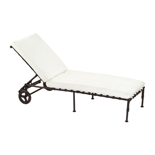 Sifas USA Kross Chaise Lounge with Cushion