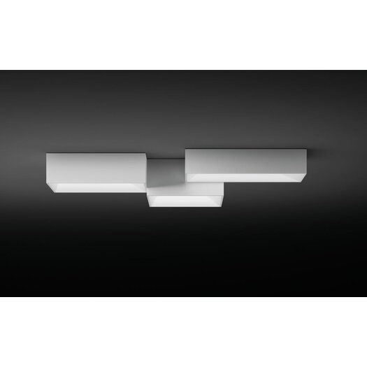 Vibia Link Ceiling Triple A Flush Mount
