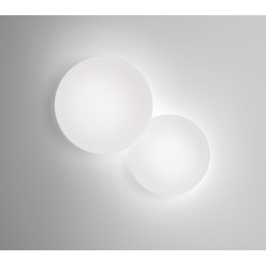 Vibia Puck 2 Light Wall Sconce