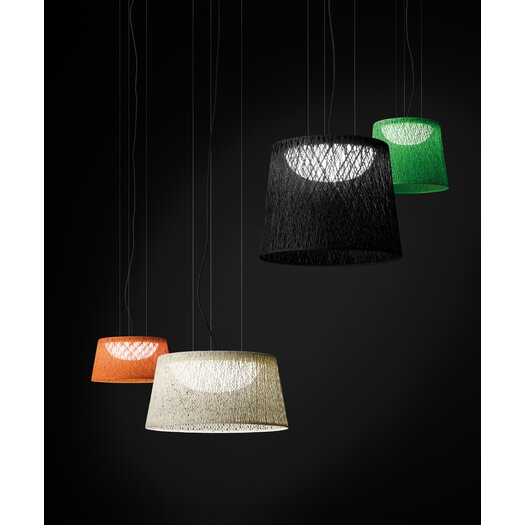 Vibia Wind 1 Light Outdoor Pendant