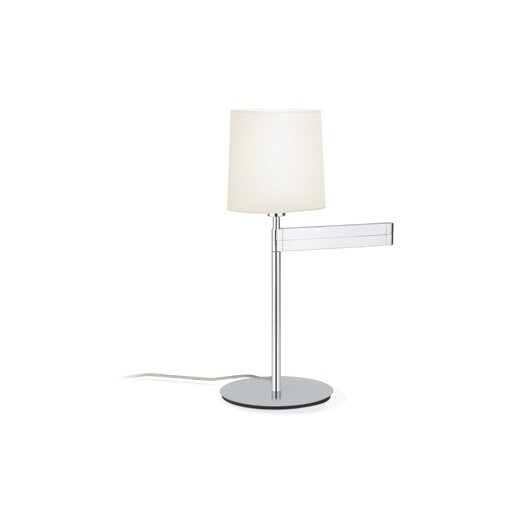 "Vibia Swing 22"" H Table Lamp with Drum Shade"