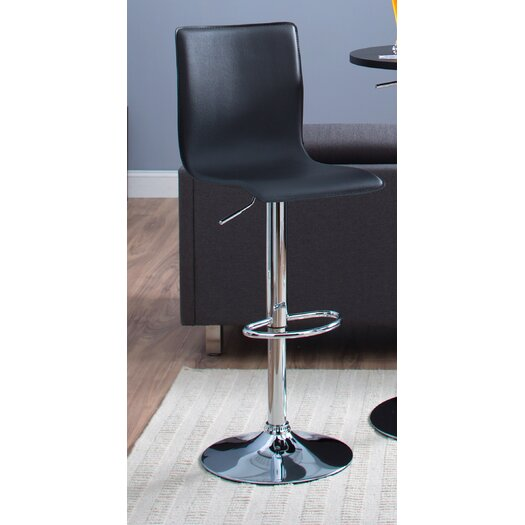 Castleton Home Finley Park Adjustable Height Airlift Barstool