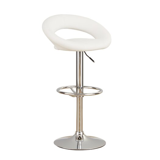Zipcode Design Adjustable Height Bar Stool