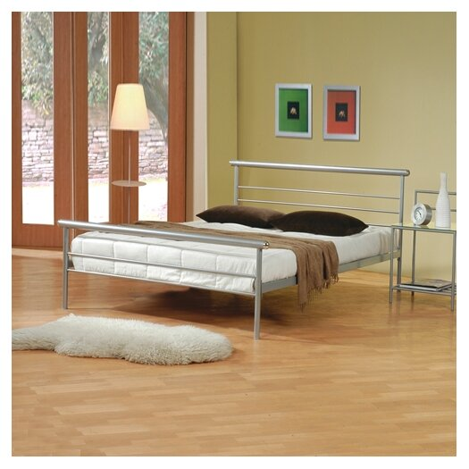 Wildon Home ® Brownsville Metal Bed