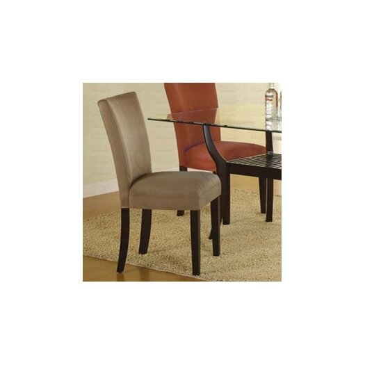Wildon Home ® Morro Bay Parsons Chair