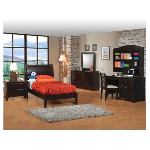 Wildon Home ® Applewood 2 Drawer Nightstand