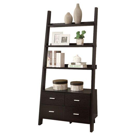 Wildon Home ® Ladder Bookcase