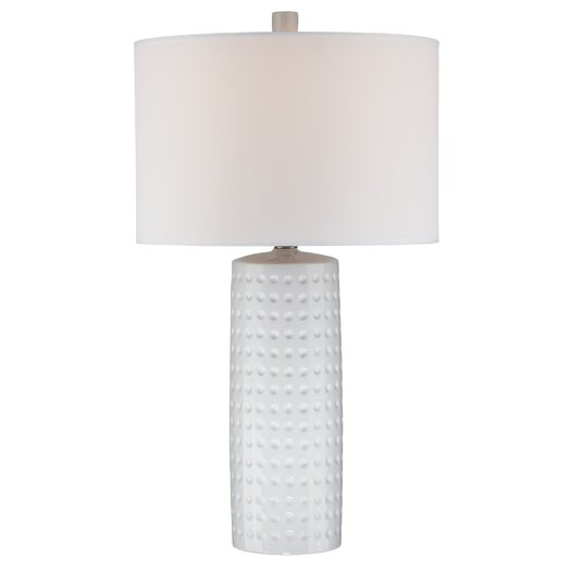 "Lite Source Diandra 24.5"" H Table Lamp with Drum Shade"