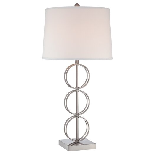 "Lite Source Isaia 32.5"" H Table Lamp with Empire Shade"