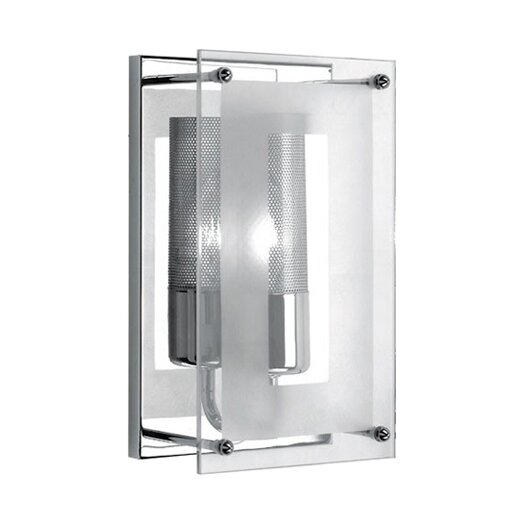 Lite Source Wick Wall Sconce