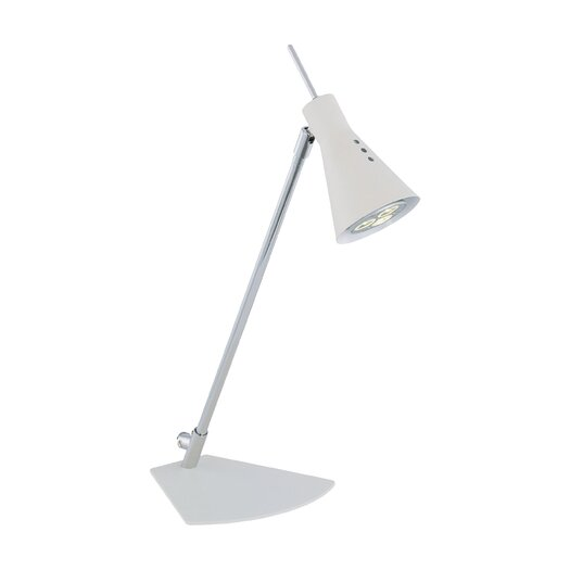 Lite Source Leivik 15'' H Table Lamp with Empire Shade