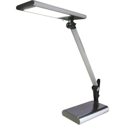 "Lite Source Technika 10.3"" H Table Lamp"