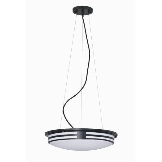 Lite Source 2 Light Pendant