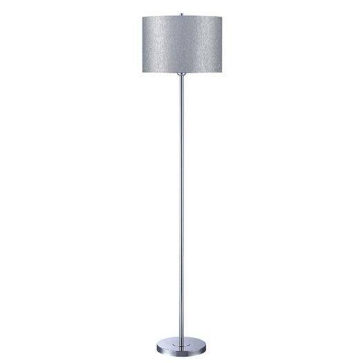 Lite Source Silvain 1 Light Floor Lamp