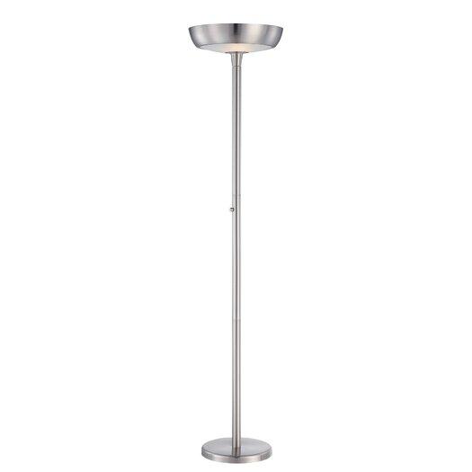 Lite Source Seneca Reading Desk Floor Lamp