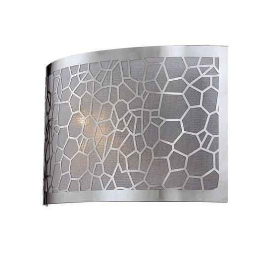 Lite Source Kyra 1 Light Wall Sconce