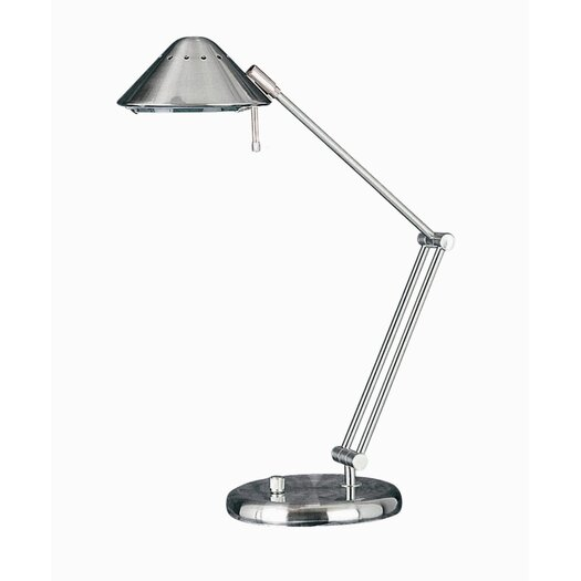 "Lite Source Platte 26"" H Table Lamp with Bowl Shade"