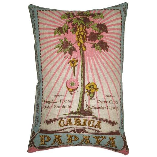 Koko Company Botanica Linen Pillow