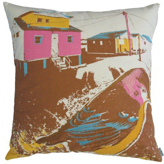 Koko Company Nesting Cotton Pillow