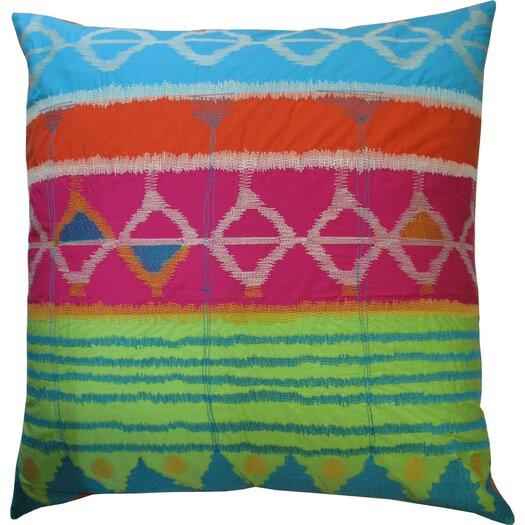 Koko Company Java Bright Throw Pillow