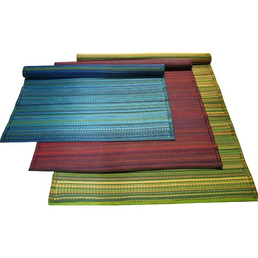 Koko Company Melange Plastic Mix Floormat
