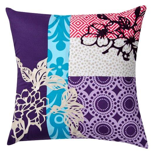 Koko Company Wallpaper Cotton Pillow