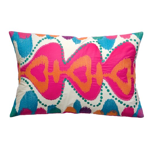 Koko Company Totem Cotton Lumbar Pillow