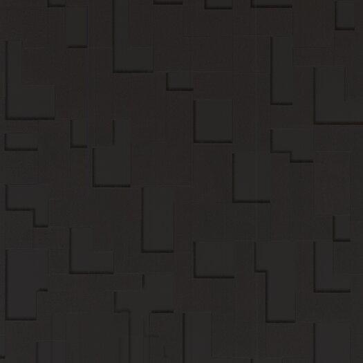 Graham & Brown Shape and Form Checker Geometric Wallpaper