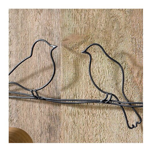 Graham & Brown Birds On A Wire Art Wall Décor