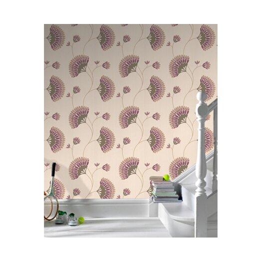 Graham & Brown Spirit Charm Floral Botanical Wallpaper