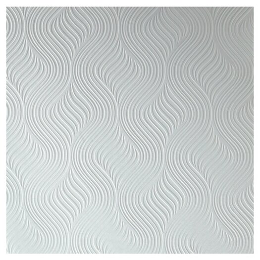 Graham & Brown Paintable Pure Geometric Wallpaper