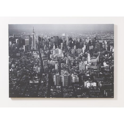 Graham & Brown New York Painting Print on Canvas