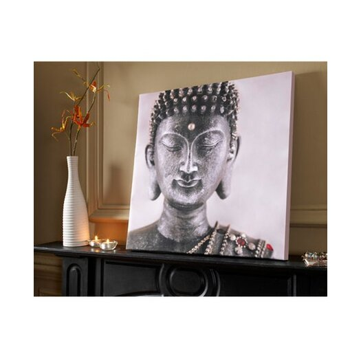 Graham & Brown Graham and Brown Buddah Photographic Print on Canvas