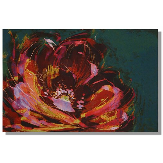 Peony Original Painting on Canvas