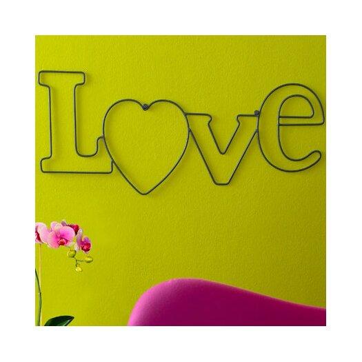 Graham & Brown Love Art Wall Décor