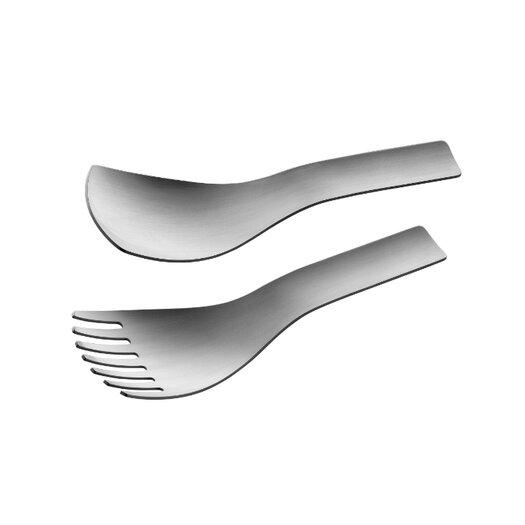 Carl Mertens Axel Wowereit Mano Satin Rice Server Spoon