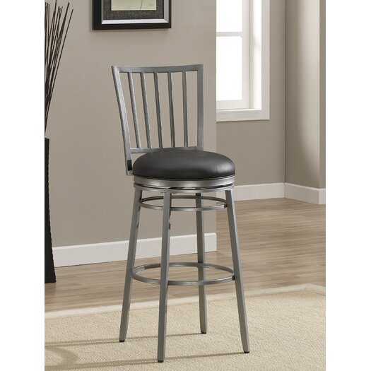 "American Heritage Easton 30"" Swivel Bar Stool"