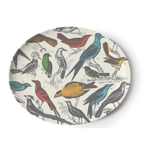 Thomas Paul Ornithology Platter