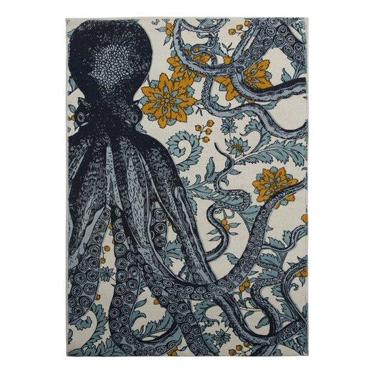 Thomas Paul Bath Octopus Bath Mat