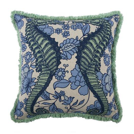 Vineyard Seahorse Pillow