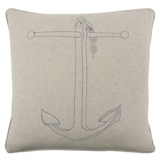 "Thomas Paul 22"" Anchor Pillow"