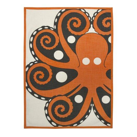 Thomas Paul Octopus Tea Towel