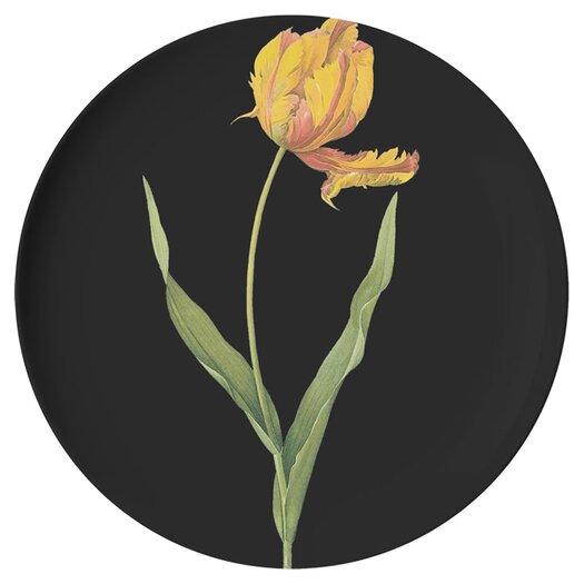 """Thomas Paul Florilegium 9"""" Dessert Plate"""