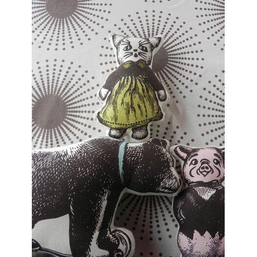 Thomas Paul Antique Toys / Stuffed Dolls Miss Kitty